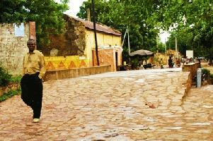 Rue du quartier Missira, Bamako