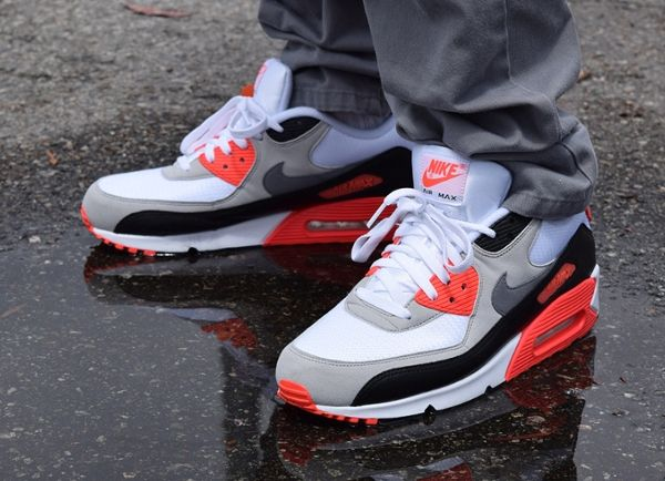 Soldes > nike aire max 90 homme > en stock