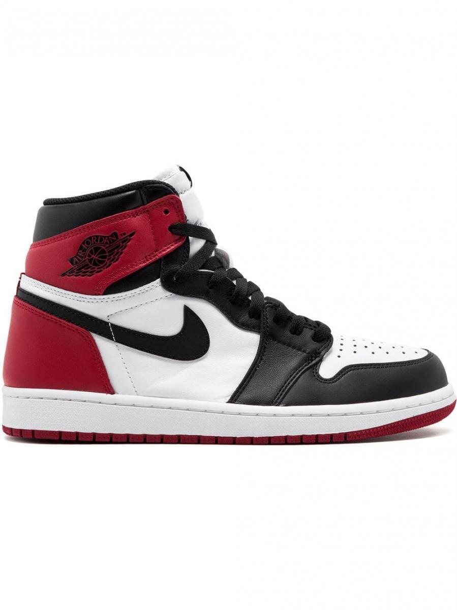 air jordan 1 rouge et blanc noir