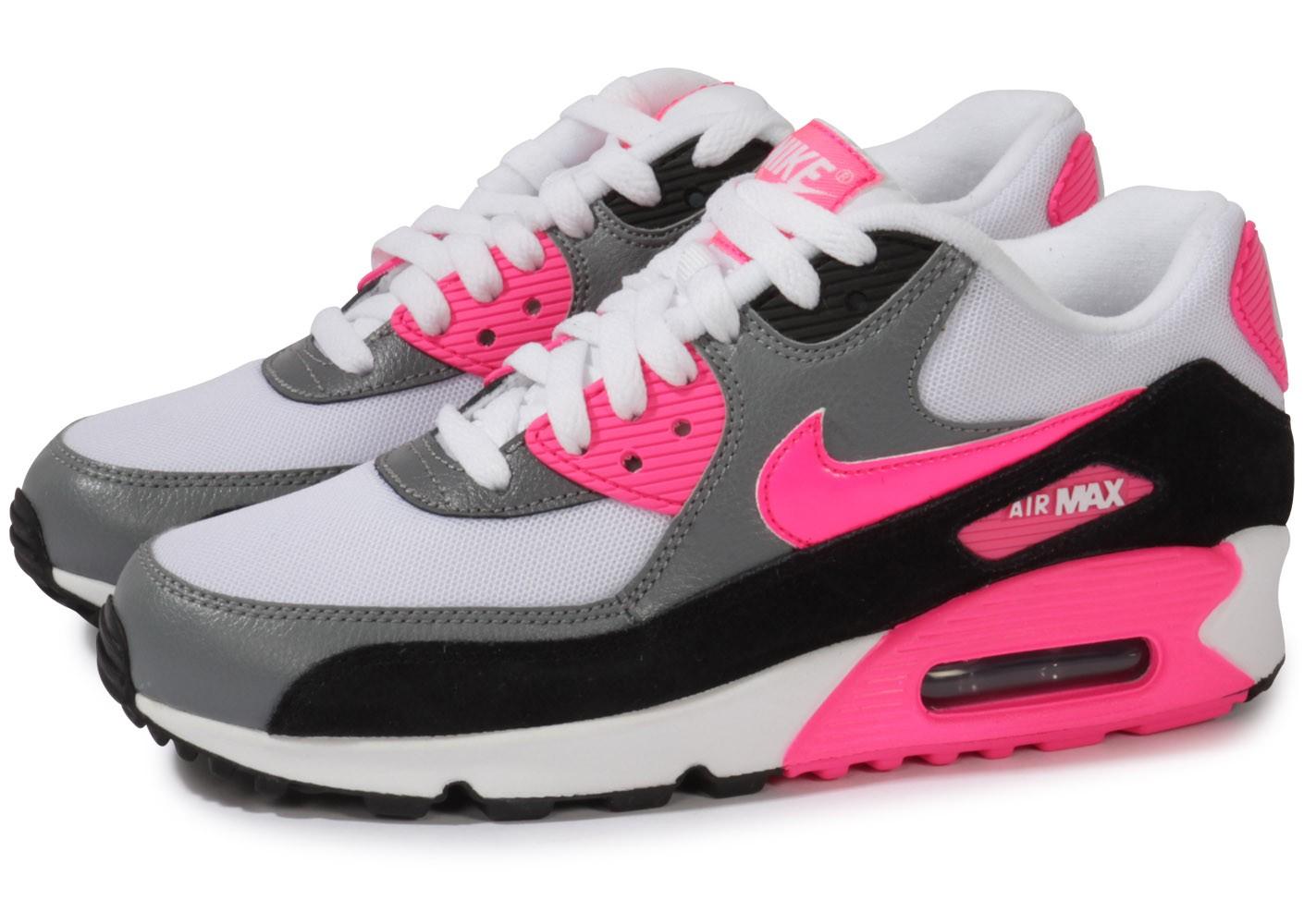 chaussure air max nike fille